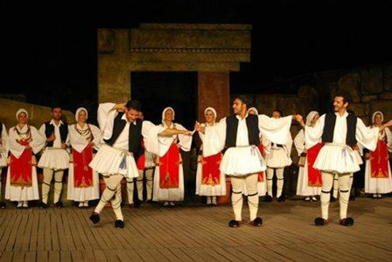LOUTRAKI GREECE INTERNATIONAL FOLK DANCE FESTIVAL-JULY 2020
