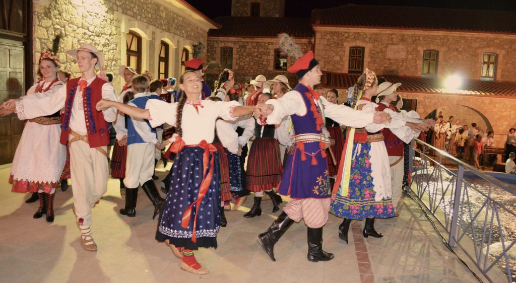 20th International Folk Festival SOUTH PIERIA - GREECE 20th till August 25th, 2020